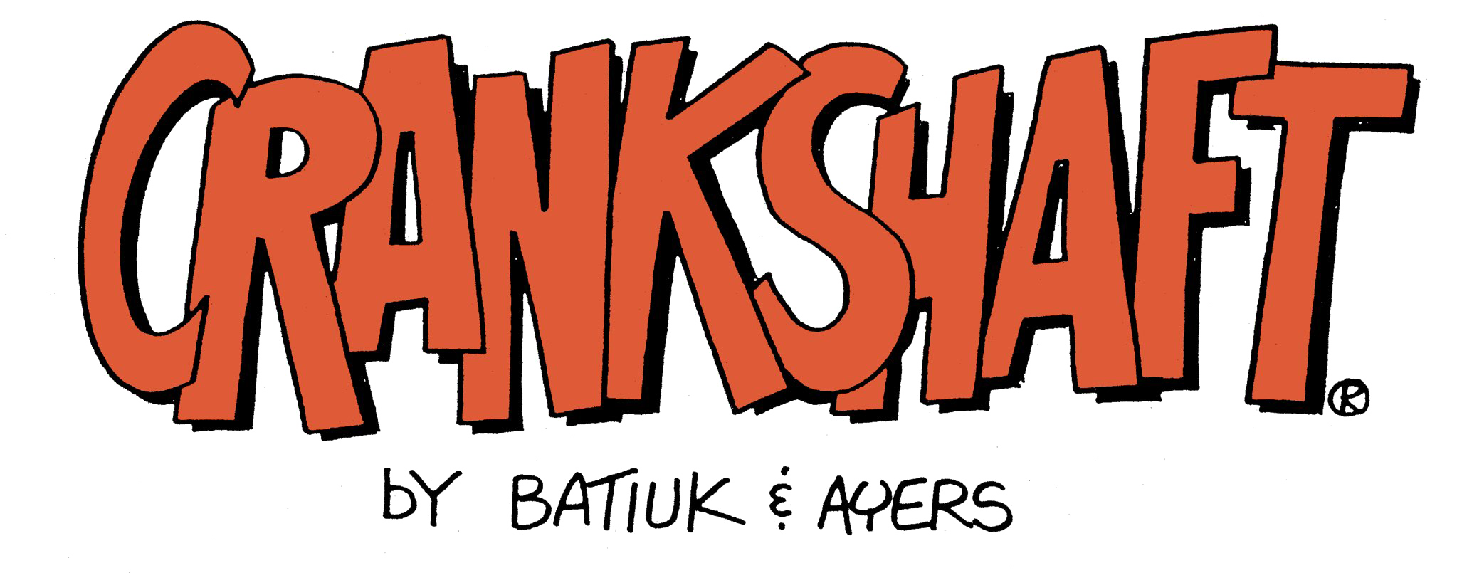 CrankShaft Comic by Tom Batiuk & Chuck Ayers